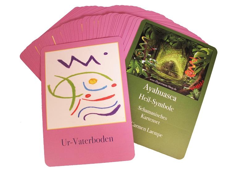 Das Erfolgsset: Die Ayahuasca-Pflanzensymbole